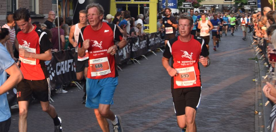Running event Zwolle