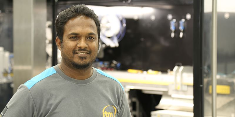Working at Tembo: Naga Subramaniam #WeAreTembo